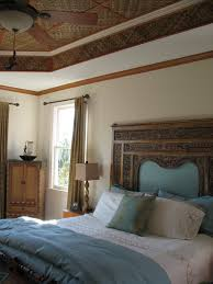 Pottery Barn Seagrass Headboard Craigslist by A Client U0027s Master Bedroom Bali Style Indonesian Carved Bed Panel