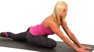 How To Do An Outer Thigh Stretch