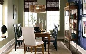 Green Dining Room Chairs Wooden Counter Height Farm Table Paint Colors Four Pieces Wood With