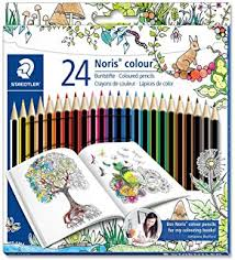 Staedtler 185 C24JB Noris Coloured Pencil Johanna Basford Design