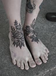 Foot Tattoo Design 83
