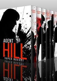 Agent Hill Super Boxset A Gripping Espionage Thriller By Hunt James