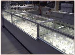 Jewelry Display Showcases