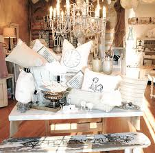 Grey Chandelier Pearls Book Page Covered Candles Booth DisplaysRetail DisplaysShop DisplaysJewelry