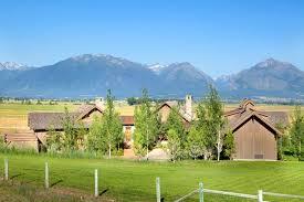 100 Stock Farm Montana STOCKFARM Locati Architects Interiors Bozeman Big Sky