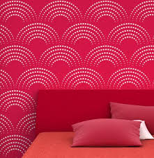 decorative stencils for walls shopping india shop for wall stencils wall