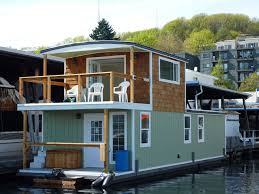 100 Lake Union Houseboat For Sale Great The Seahawk 235000 SOLD Seattle