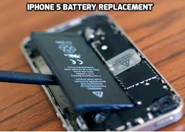 iPhone battery replacement in London UK iPhone 5S battery replacement