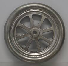 Buddy L. Truck Wheel 4-1/4