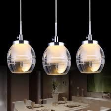 modern simple led restaurant lights acrylic living room chandelier