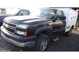 100 Service Truck 2006 CHEVROLET K2500 Yakima WA 5002691707 CommercialTradercom
