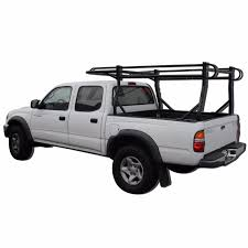 Short Bed Pickup Truck Ladder Rack Side Bar With Short Over Cab ... X35 800lb Weightsted Universal Pickup Truck Twobar Ladder Rack Kargo Master Heavy Duty Pro Ii Pickup Topper For 3rd Gen Toyota Tacoma Double Cab With Thule 500xtb Xsporter Pick Shop Hauler Racks Campershell Bright Dipped Anodized Alinum For Trucks Aaracks Model Apx25 Extendable Bed Review Etrailercom Ford Long Beddhs Storage Bins Ernies Inc
