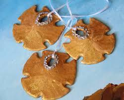 Seashell Christmas Tree Ornaments by Sheer Serendipity Seashell Ornaments And Decor