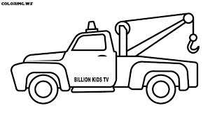 100 Youtube Trucks For Kids Fire Truck Coloring YouTube New Pages