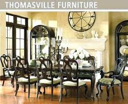 Thomasville Dining Room Chairs Table Set Prices Used For Sale