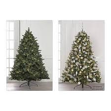 JOY 5 Pre Lit Forever FragrantR Holiday Scented Christmas Tree