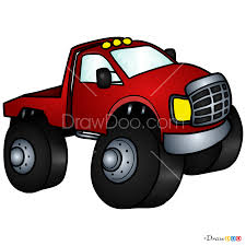 100 How To Draw A Monster Truck Step By Step To Chibi S