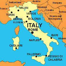Basic Data Of Italy