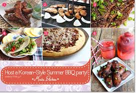 Recipe Ideas For Korean BBQ Party From Kalbi Tacos To Pizza
