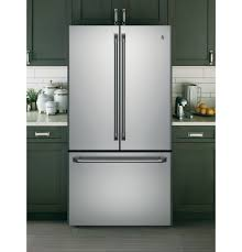 Counter Depth Refrigerator Width 30 by Ge Café Series Energy Star 23 1 Cu Ft Counter Depth French