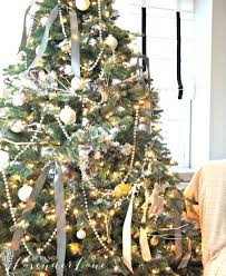 Longest Lasting Artificial Christmas Tree by Rustic Sweetness Christmas Tree Seeking Lavendar Lane