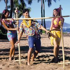 Hawaiian Themed Pool Party Games