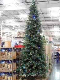 EZ Connect 12Ft Prelit LED Christmas Tree Costco 7