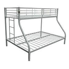 lit metal gris meuble de rangement en plastique 18 lit superpose 3