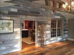 KitchenBarn Wood Wall Reclaimed Panels Canada Plank Diy Wallpaper Lowes Old Ideas Salvaged Decor