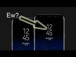 Samsung Galaxy S8 Change the Always Display Clock