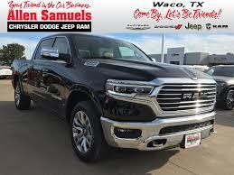 100 Dodge Longhorn Truck New 2019 RAM AllNew 1500 Crew Cab In Waco 19T50337