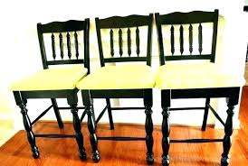Dining Chair Cushions With Skirt Seat Replacement Room Pertaining To Plan Prepare