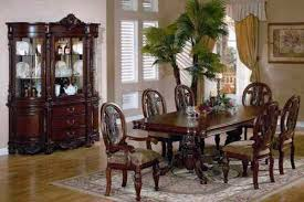 Modern Dining Room Sets With China Cabinet by Impressive Cherry Dining Room Chairs With Dining Room Best Cherry
