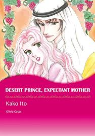 Desert Prince Expectant Mother Mills Boon Comics By Gates Olivia