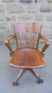 Antique Oak Revolving Desk Chair C.1900 - DD / LA136379 ... Art Fniture Summer Creek Outdoor Swivel Rocker Club Chair In Medium Oak Antique Revolving Desk C1900 Dd La136379 Amish Home Furnishings Daytona Beach Mcmillins Has The Stonebase Osg310 Glider Height Back White Wood Porch Rocking Chairs Which Rattan Wegner J16 El Dorado Upholstered 1930s Vintage Hillcrest Office Desser Light Laminated Mario Prandina Ndolo Rocking Chair In Oak Awesome Rtty1com Modern Gliders Allmodern
