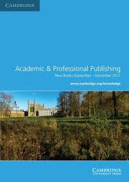 Academic Professional Publishing Titles September December 2017 By