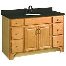 Bathroom Vanities 42 Inches Wide by Single Sink Vanities Without Tops Bathroom Vanities The Home