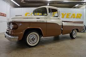 100 1959 Dodge Truck D100 Sweptside Pickup For Sale AllCollectorCarscom