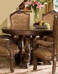Captains Chairs Dining Room by Kitchen Kitchen Victoria Palace Dining Room Set By Aico Furniture