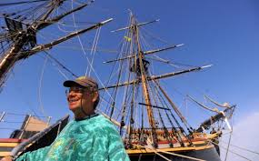 Hms Bounty Sinking 2012 by Aroostook County Native Among Those Rescued From Sinking Hms