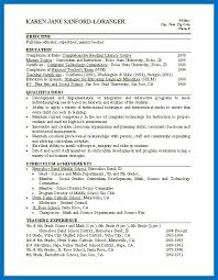 It Resume Qualifications Examples With Skills And Abilities On Doc Ability For