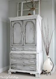 Distressed White Bedroom Furniture by Furniture Painting Again 3rd Times The Charm Chalk Paint