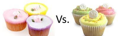There Appears To Be Much Conversation Both Online And When Were Out About At Fairs Events The Difference Between A Fairy Cake Cupcake