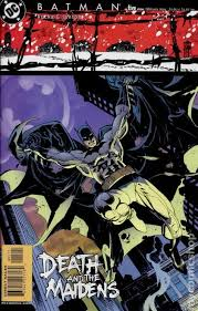 Batman Death And The Maidens 2003 5