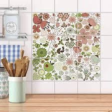 creatisto mosaikfliesen für bad und küche i fliesen sticker aufkleber wiederablösbar i fliesen verschönern fliesenspiegel für bad und küchenfliesen