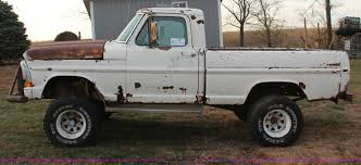 1971 Ford F150 Pickup Truck | Item H7917 | SOLD! February 5 ... 1971 Ford F100 With 45k Miles Is So Much Want Fordtruckscom Perfectly Imperfect Street Trucks For Sale Classiccarscom Cc1168105 Saved By Fire F250 Brush Truck Junkyard Find Pickup The Truth About Cars L Series Wikipedia Ranger Cc1159760 Family Joe Fladds Turbocharged Sport Custom Stock Photo 49535101 Alamy Ford Youtube F250wyatt T Lmc Life 4x4 Under 600 Used