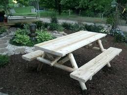 Cedar Wood Log Furniture Outdoor Rustic Plans – travel messenger