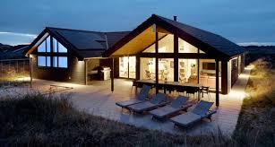 große exklusive ferienhäuser in dänemark mit luxus