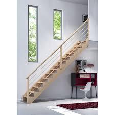 escalier 2 quart tournant leroy merlin escalier quart tournant bas droit biaiz câble structure bois