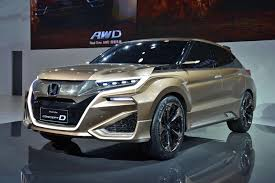 Honda and Acura will each unveil a new crossover at the Beijing